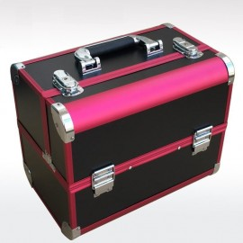 Imported Portable Professional Cosmetic Box, Large Capacity Of Makeup, New Design Great Makeup Box, Salon Box, Beauty Box For Women